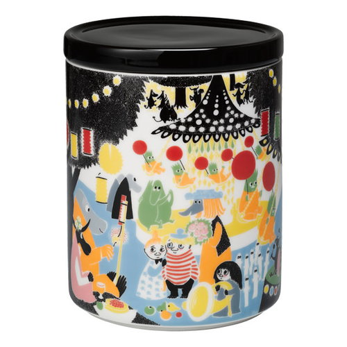 Arabia Moomin jar, Friendship