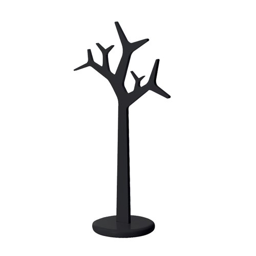 Swedese Tree coatrack 134 cm, black