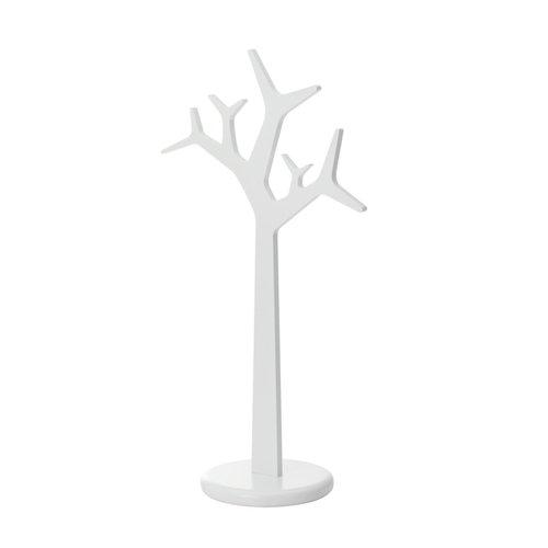 Swedese Tree coatrack 134 cm, white