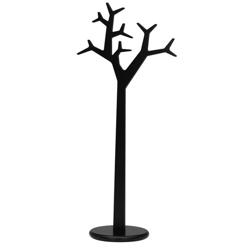 Swedese Tree coatrack 194 cm, black