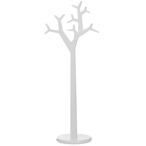 Swedese Tree coatrack 194 cm, white