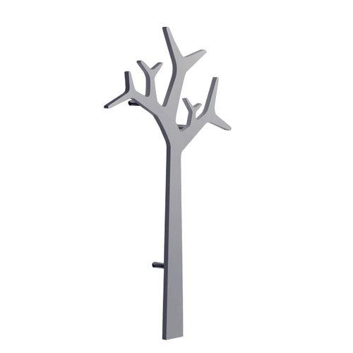 Swedese Tree wall coatrack 134 cm, grey