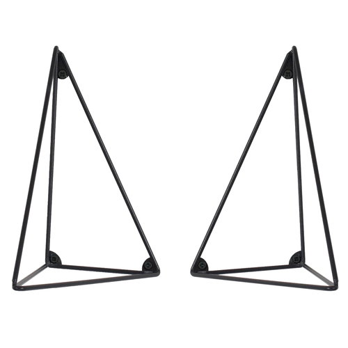 Maze Pythagoras brackets 2 pcs, black