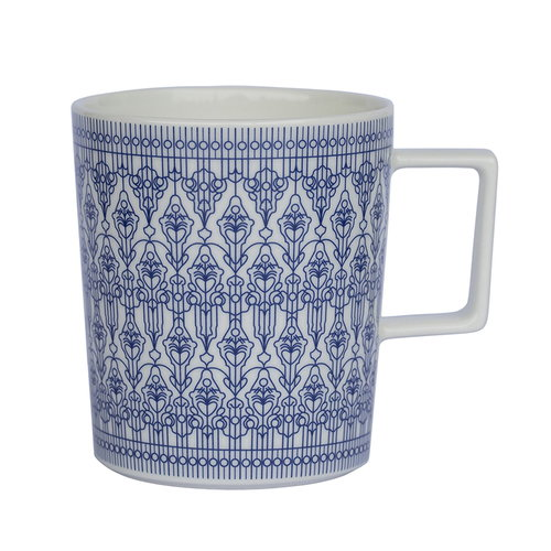 Vaja Finland Sirkus mug 4 dl, Finland 100, blue