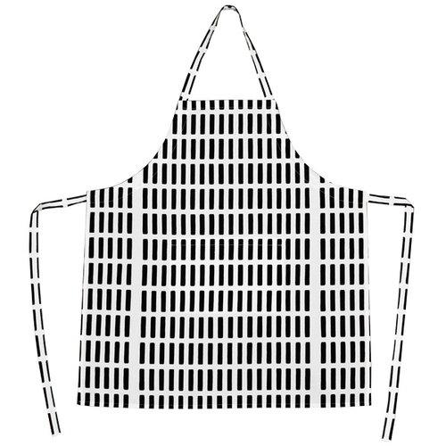 Artek Siena apron, black
