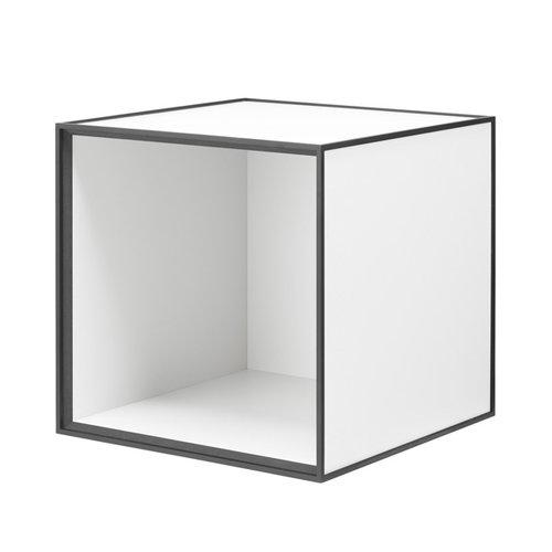 By Lassen Frame 35 laatikko, valkoinen