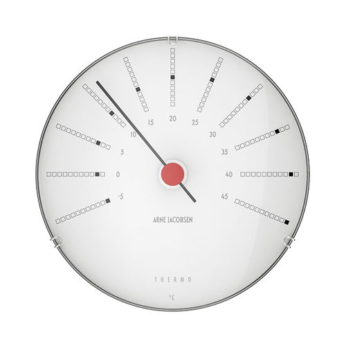 Arne Jacobsen AJ Bankers thermometer