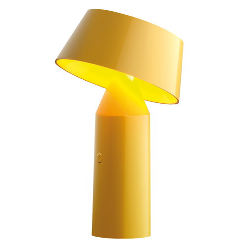 Marset Bicoca lamp, yellow