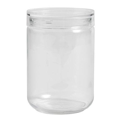 Hay Japanese glass jar, XL