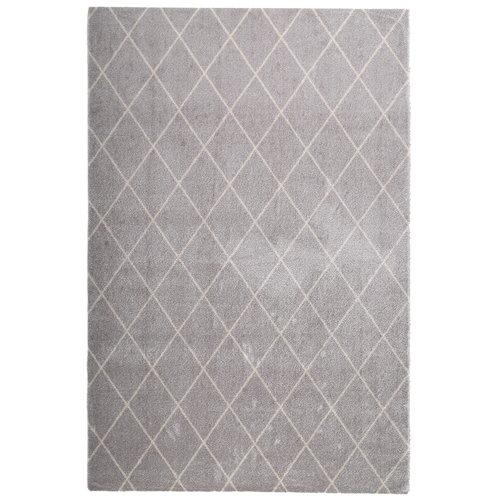 VM Carpet Salmiakki, harmaa - valkoinen