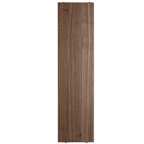 String String shelf 78 x 20 cm, 3-pack, walnut