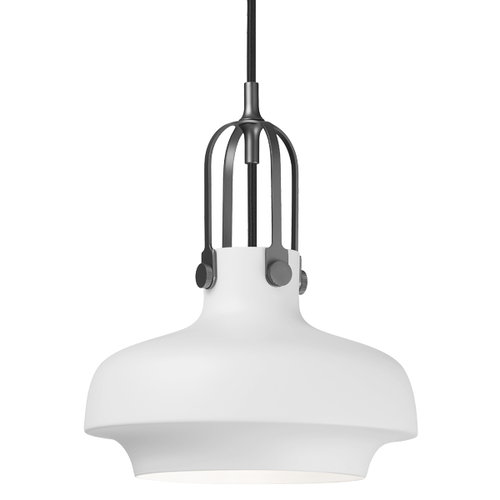 &Tradition Copenhagen pendant, small, matt white