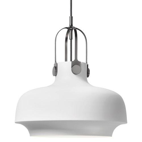 &Tradition Copenhagen pendant, medium, matt white