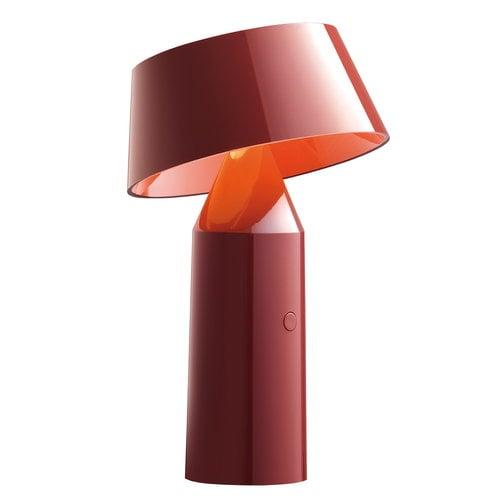 Marset Bicoca lamp, red wine