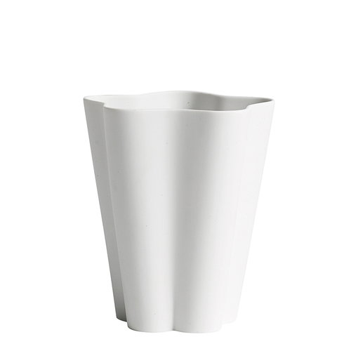 Hay Iris vase, small, off-white