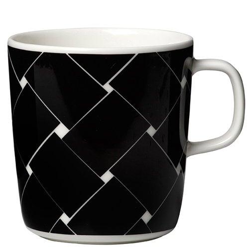 Marimekko Oiva - Basket mug 4 dl