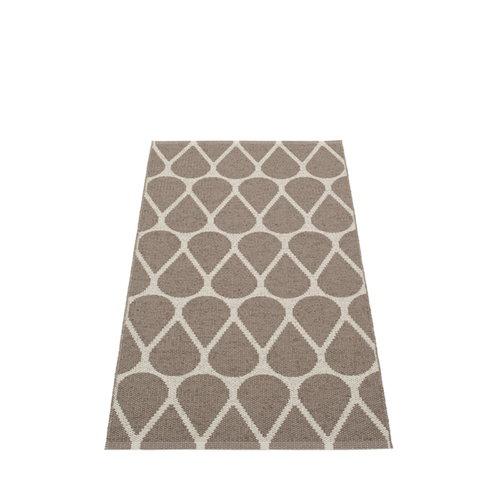 Pappelina Otis matto 70 x 140 cm, mud - linen