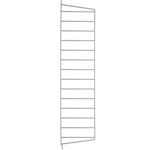 String String side panel 75 x 20 cm, 1-pack, grey