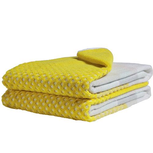 Hay S&B bath towel, yellow