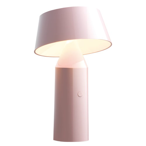 Marset Bicoca table lamp, pale pink