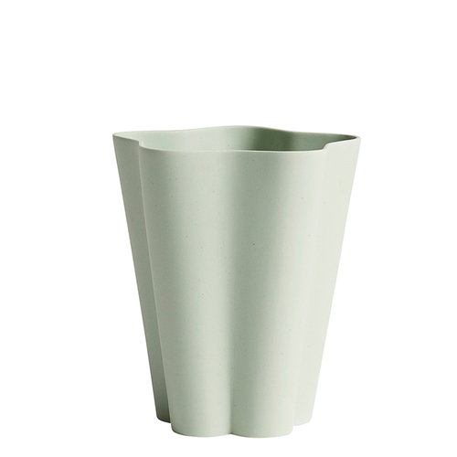 Hay Iris vase, small, green