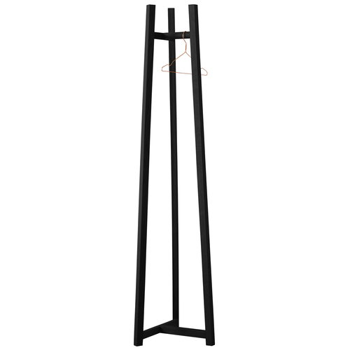 Made By Choice Lonna coat rack, small, black