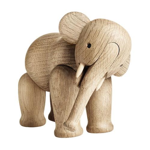 Kay Bojesen Puinen elefantti