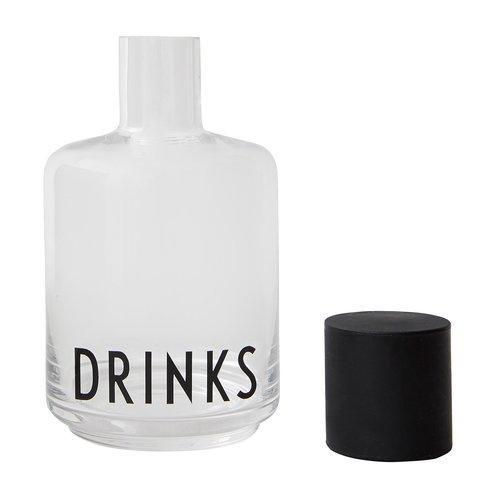 Design Letters Drinks carafe 0,5 L