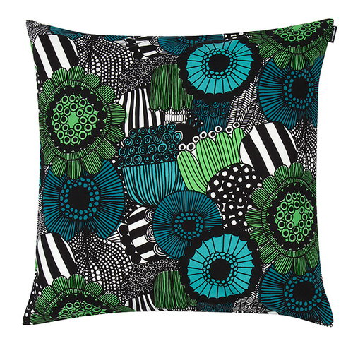 Marimekko Pieni Siirtolapuutarha cushion cover, 50 x 50 cm