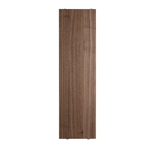 String String shelf 58 x 20 cm, 3-pack, walnut