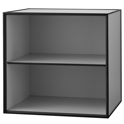 By Lassen Frame 49 laatikko, tummanharmaa