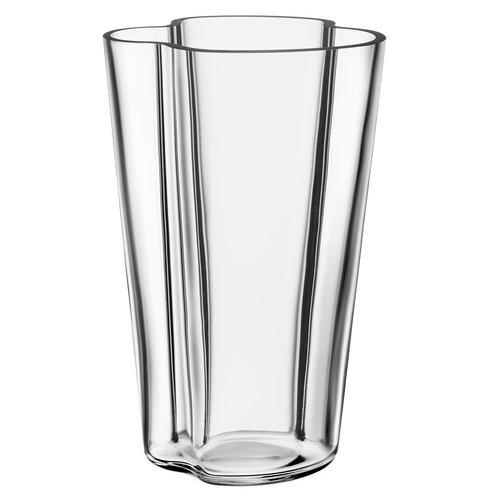 Iittala Aalto vase 220 mm, clear