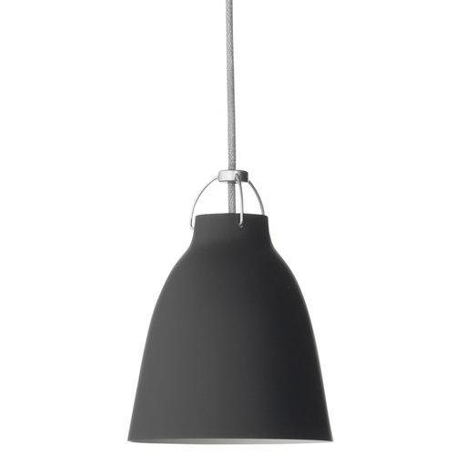 Fritz Hansen Caravaggio P1 pendant, matt black