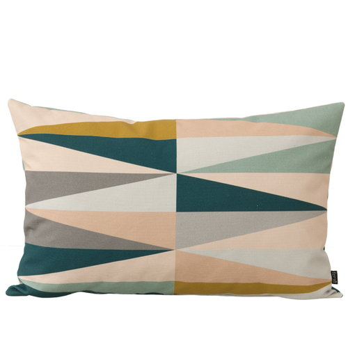 Ferm Living Spear cushion, small
