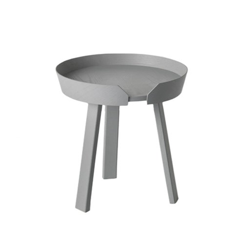 Muuto Around table small, grey