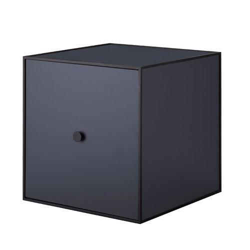 By Lassen Frame 35 laatikko ovella, tummansininen