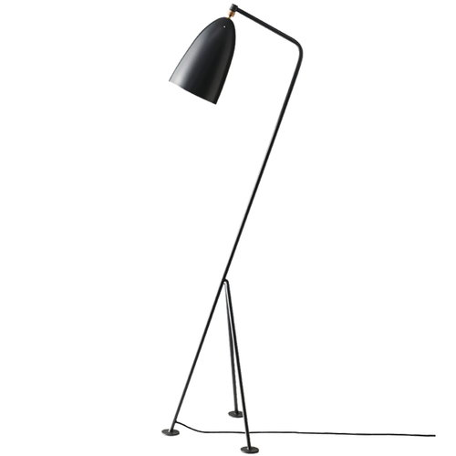 Gubi Gr�shoppa floor lamp, antracit grey
