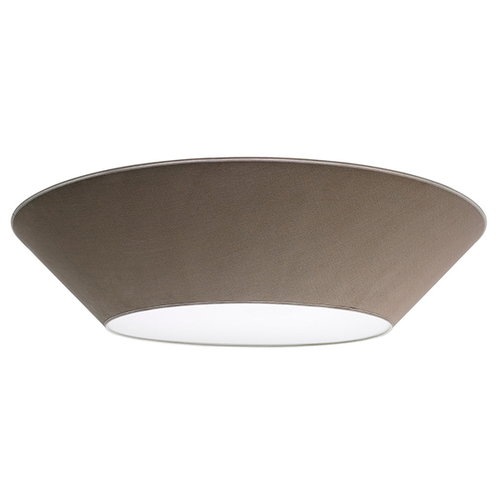 Lundia Halo ceiling light, large, sand
