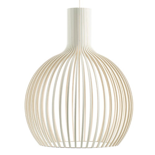 Secto Design Octo 4240 lamp, white