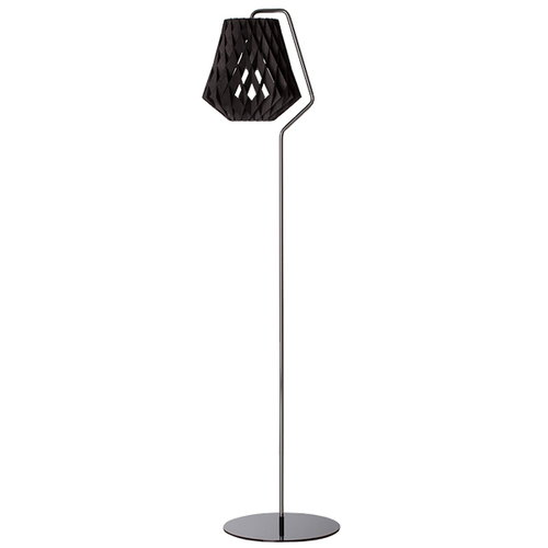 Showroom Finland Pilke 28 floor lamp, black