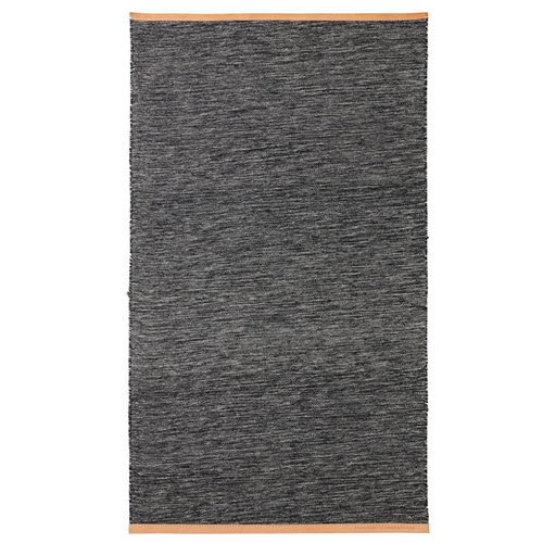 Design House Stockholm Bj�rk rug, dark grey