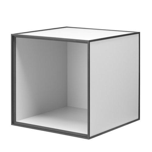 By Lassen Frame 35 laatikko, vaaleanharmaa