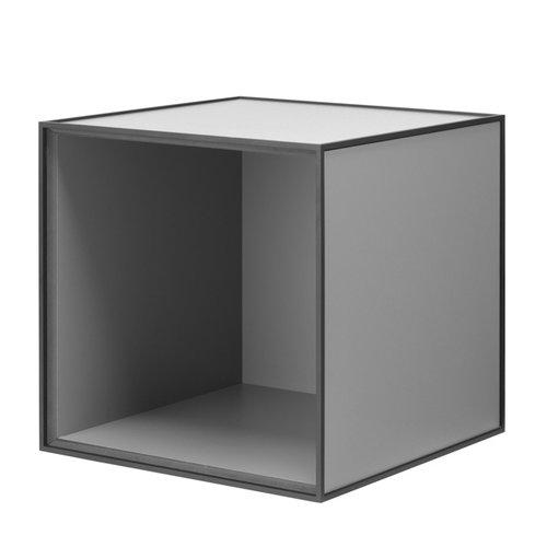 By Lassen Frame 35 laatikko, tummanharmaa