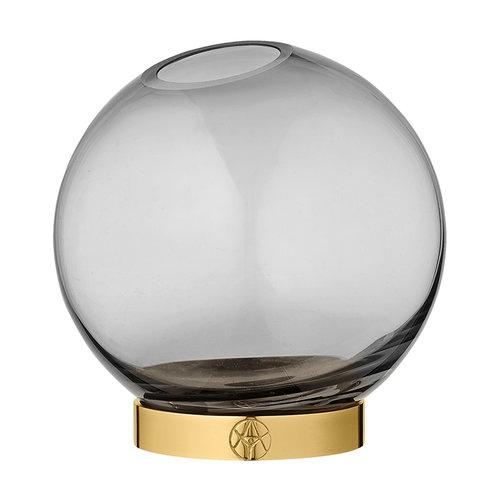 AYTM Globe maljakko, keskikokoinen, musta