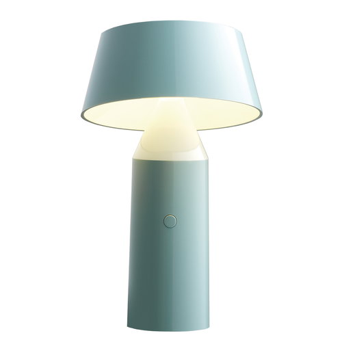 Marset Bicoca lamp, light blue