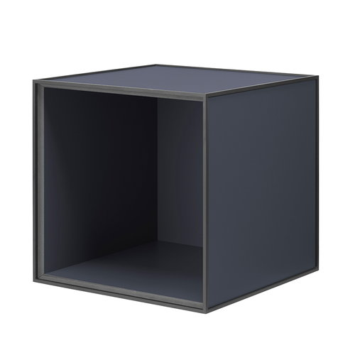 By Lassen Frame 35 box, dark blue