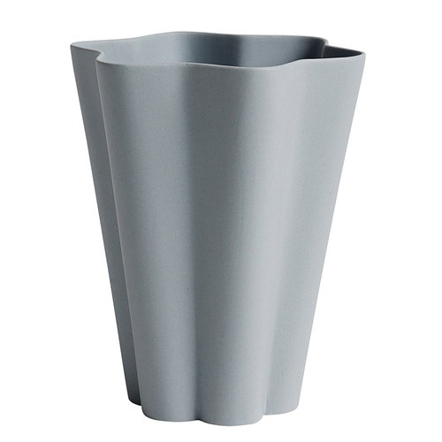 Hay Iris vase, large, grey