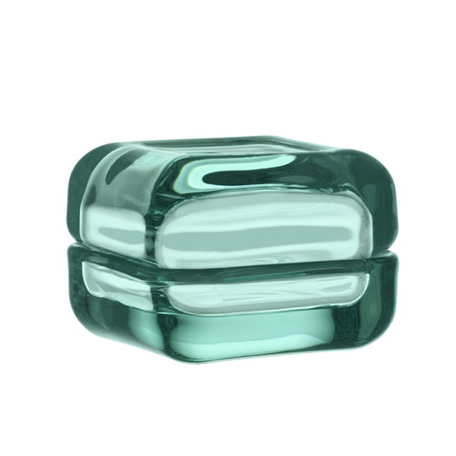 Iittala Vitriini box 60 x 60 mm, water green