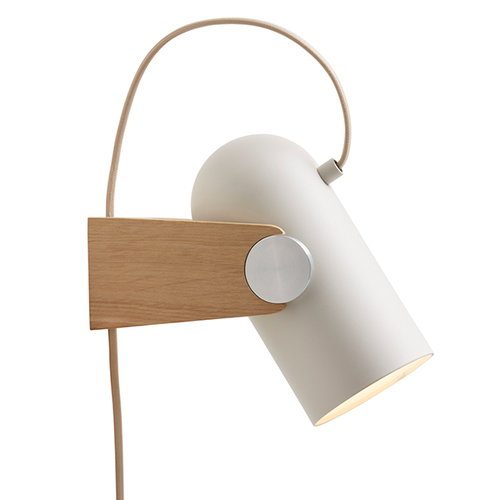 Le Klint Carronade 260 table/wall lamp, sand