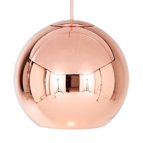 Tom Dixon Copper pendant, 45 cm